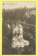 * Dinant (Namur - Namen - La Wallonie) * (Nels, Ern Thill) Chateau De Walzin, Rocher, Canal, Quai, Kasteel, Castle - Dinant