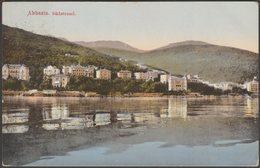 Südstrand, Abbazia, 1916 - AK - Militarzensur - Croatia