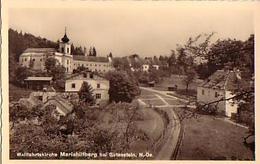 Gutenstein - Walfahrtskirche Am Mariahilfberg - Gutenstein