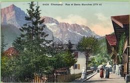 Champéry - VS Valais