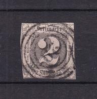 Thurn Und Taxis - 1852/58 - Michel Nr. 5 - Thurn Und Taxis