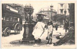 75 PARIS VECU - 0 La Wallace - France