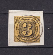 Thurn Und Taxis - 1852/58 - Michel Nr. 6 - Thurn Und Taxis