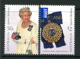 Australia 2008 Queen's Birthday Set MNH (SG 2988-2989) - 2000-09 Elizabeth II