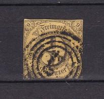 Thurn Und Taxis - 1852/58 - Michel Nr. 10 - Gepr. - Thurn Und Taxis