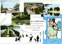 FRESNES SUR ESCAUT Nord CP 1970 - Autres Communes