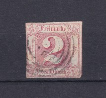 Thurn Und Taxis - 1859/61 - Michel Nr. 16 - Thurn Und Taxis