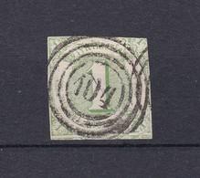 Thurn Und Taxis - 1859/61 - Michel Nr. 20 - Thurn Und Taxis