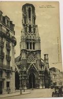 (22)  103 - Lille - Eglise Du Sacré-Coeur- Een Wagen Met Bestuurder. - Lille