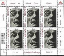 Monaco 2019 - Salvador Dali ** - Monaco