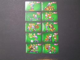 GREECE Set  10  Phonecards. - Greece
