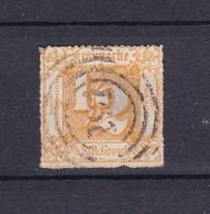 Thurn Und Taxis - 1865 - Michel Nr. 37 - Thurn Und Taxis