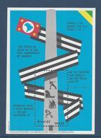 Brézil - Bloc Yt N° 49 - Neuf Sans Charnière - Anniversaire De La Révolution Culturelle - 1982 - Blocks & Sheetlets