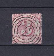 Thurn Und Taxis - 1865 - Michel Nr. 42 - Thurn Und Taxis