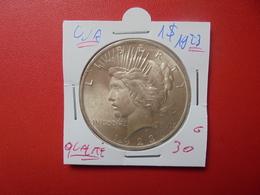 U.S.A 1$ 1923 QUALITE SUPERBE+ (A.8) - 1921-1935: Peace