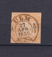Wuerttemberg - 1857 - Michel Nr. 7 - Wuerttemberg