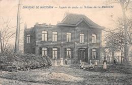 Façade De Droite Du Château De La Marlière -  Mouscron Moeskroen - Mouscron - Moeskroen