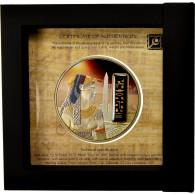 Monnaie, Fiji, Cléopâtre, 50 Dollars, 2012, Proof, FDC, Argent, KM:362 - Fidji