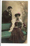 CPA - Carte Postale-Belgique Un Couple Songeur -VM4511 - Couples