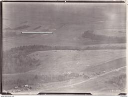 Photo Aérienne Campement à L'arrière 1914 1918 Avion Aviation WWI 1.wk - Guerre, Militaire