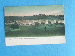 Vallée De Chevreuse - Vue Générale De  Chevreuse - (N° 1) - Chevreuse