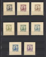 ++ 1939 King Karl 1 5 Nominal In Different Colour Thick Paper Colour Proof - Essais, épreuves & Réimpressions