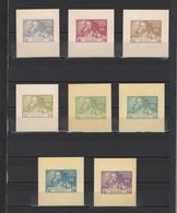 ++ 1949 Bahamas UPU 1 Nominal In Different Colour Thick Paper Colour Proof - UPU (Union Postale Universelle)