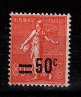 YV 220 N** Semeuse Cote 2,50 Euros - Nuevos