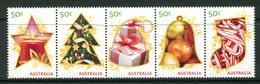 Australia 2009 Christmas - 2nd Issue - Set MNH (SG 3313-3317) - 2000-09 Elizabeth II