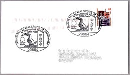 TUCAN - TOUCAN. Walsrode 2002 - Obliteraciones & Sellados Mecánicos (Publicitarios)