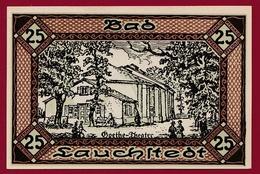 Allemagne 1 Notgeld 25 Pfenning Stadt Lauchstedt UNC   Lot N °4118 - Collections