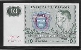 Suède - 10 Kronor - Pick N°52 - NEUF - Suède