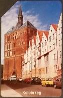 Telefonkarte Polen - Kolobrzeg - Architektur - Poland