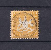 Wuerttemberg - 1860 - Michel Nr. 17 X - Wuerttemberg