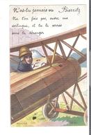 D 64    CARTE à SYSTEME  De BIARRITZ - Cartoline Con Meccanismi