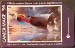 Telefonkarte Polen - Camerimage '96 - Poland