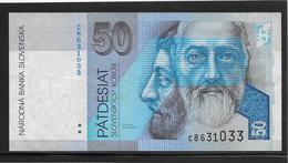 Slovaquie - 50 Korùn - Pick N°20 - SUP - Slowakei