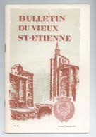 LOIRE LOT 4 BULLETINS REVUES DU VIEUX ST ETIENNE ANNEE 1972 DETAILS - History