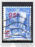 Tunisie  1941 Mosquée Hlfaouine 25c Sur 65c  N° Maury 226 Oblitéré - Oblitérés