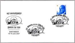 160 Años BAÑOS DE OLA - SIRENA - MERMAID. Santander, Cantabria, 2007 - Mitología