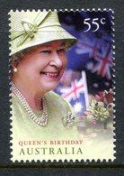 Australia 2010 Queen Elizabeth II's Birthday MNH (SG 3372) - Mint Stamps