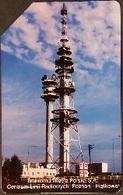 Telefonkarte Polen - Poznan - Antennenmast - Poland