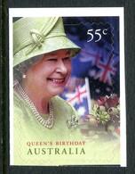 Australia 2010 Queen Elizabeth II's Birthday - Self-adhesive MNH (SG 3373) - Mint Stamps