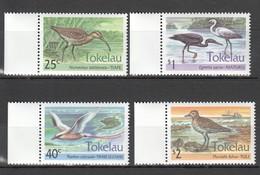 V558 1994 TOKELAU FAUNA BIRDS HONG KONG STAMP EXHIBITION 1SET MNH - Perroquets & Tropicaux