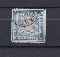 Wuerttemberg - 1865 - Michel Nr. 32 - Wuerttemberg