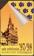 Telefonkarte Polen - Poznan - Poland