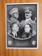 Militärbündnis Deutschland Italien 22.Mai 1939 - Oorlog 1939-45