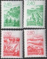 France Neuf Sans Charnière 1995  Régions Françaises Série Complète  YT 2949 à 2952 - Francia