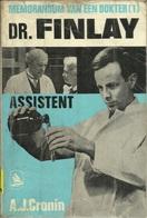 DR. FINLAY  MEMORANDUM VAN EEN DOKTER  / 1 - ASSISTENT 2 - PRAKTIJK - A. J. CRONIN - WITTE RAVEN Pockets - Littérature