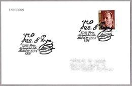 Firma De FRANCISCO DE GOYA - Signature Of GOYA. Madrid 1996 - Arte